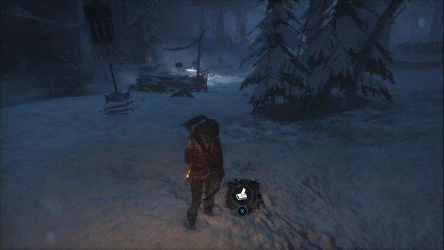 Rise of the Tomb Raider аварийные тайники в северная глушь