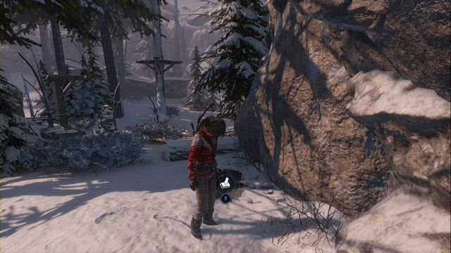 Rise of the Tomb Raider Найти аварийные тайники в северной глуши