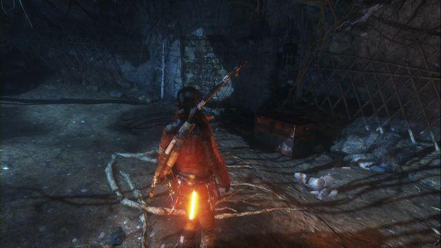 Rise of the Tomb Raider несгораемый ящик в северной глуши