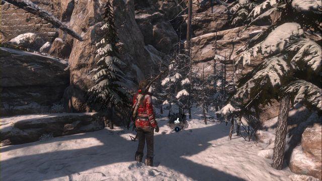Rise of the Tomb Raider найти тайники с монетами северная глушь