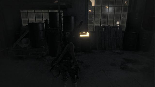 Rise of the Tomb Raider где найти реликвии на советской базе