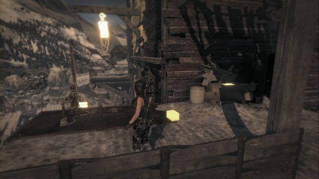 Rise of the Tomb Raider где найти документы на советской базе