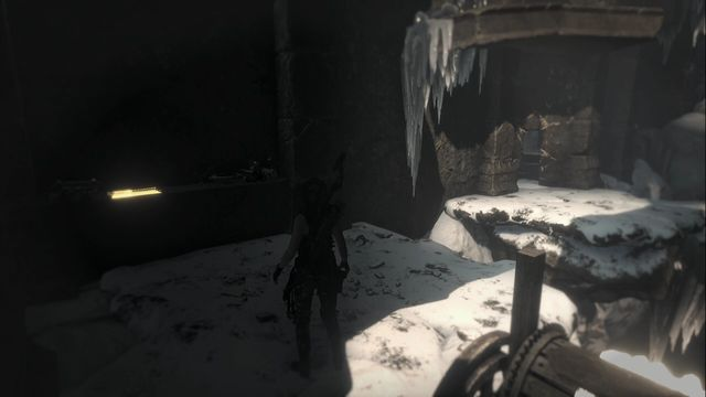 Rise of the Tomb Raider местоположение документы на советской базе