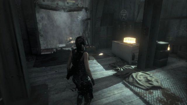 Rise of the Tomb Raider местонахождение реликви на советской базе