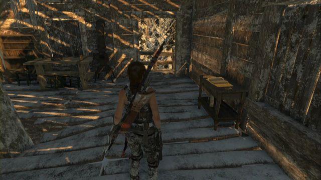 Rise of the Tomb Raider как найти документы на советской базе