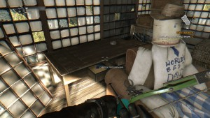 Dying Light: The Following Nailer blueprint