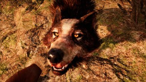Полосатый Волк