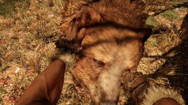 Far Cry Primal как приручить Бурого Медведя