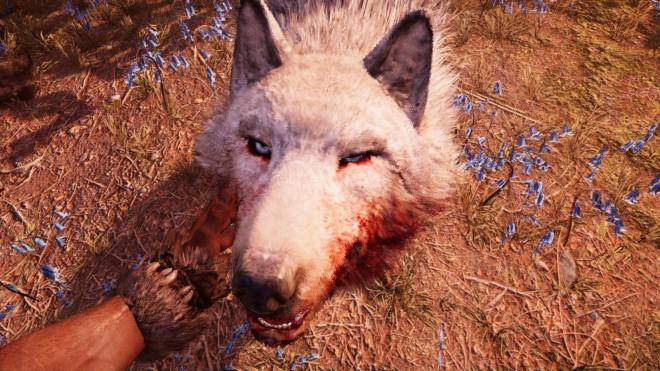 Far Cry Primal как приручить ледоволка