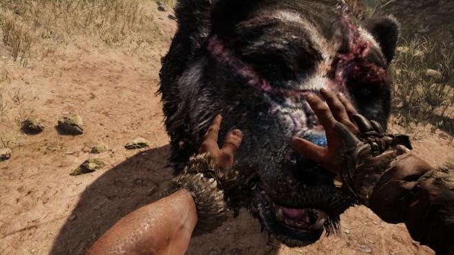 Far Cry Primal как приручить большого шрама