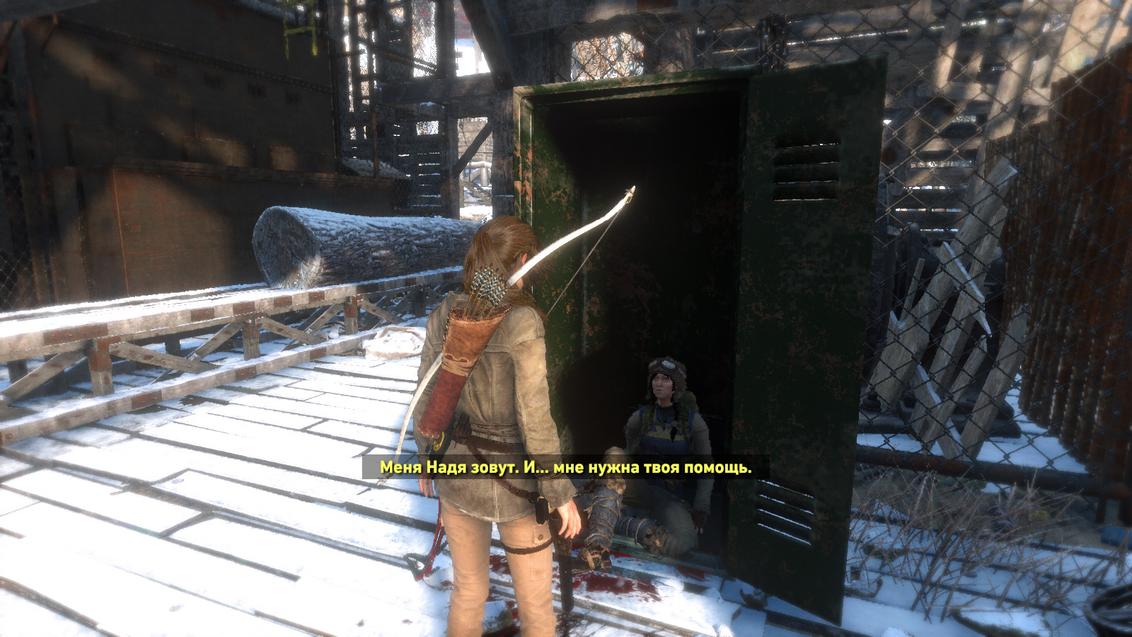 Tomb raider баба яга прохождение