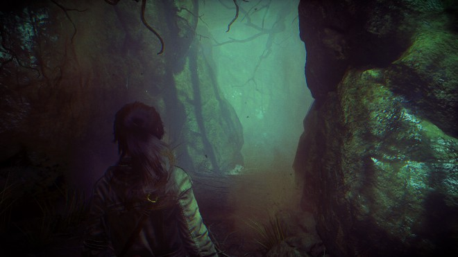 Rise of the Tomb Raider как пройти баба яга