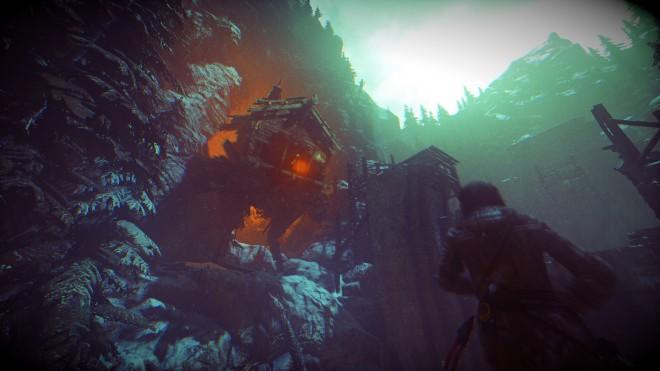 Rise of the Tomb Raider Баба Яга прохождение