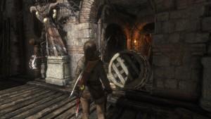 Rise of the Tomb Raider решение загадок Баба яга