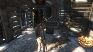 Rise of the Tomb Raider где найти Бабу Ягу