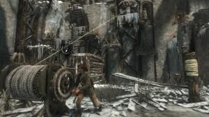Rise of the Tomb Raider как решить загадки Бабы Яги