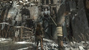Rise of the Tomb Raider Baba Yaga DLC прохождение