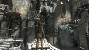 Rise of the Tomb Raider Baba Yaga DLC загадки долины греха