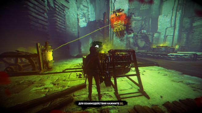 Rise of the Tomb Raider Baba Yaga: The Temple of the Witch DLC прохождение