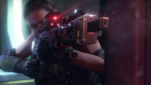 Новый класс XCOM 2 биоптик