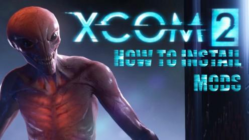 xcom 2 как поставить моды в игре
