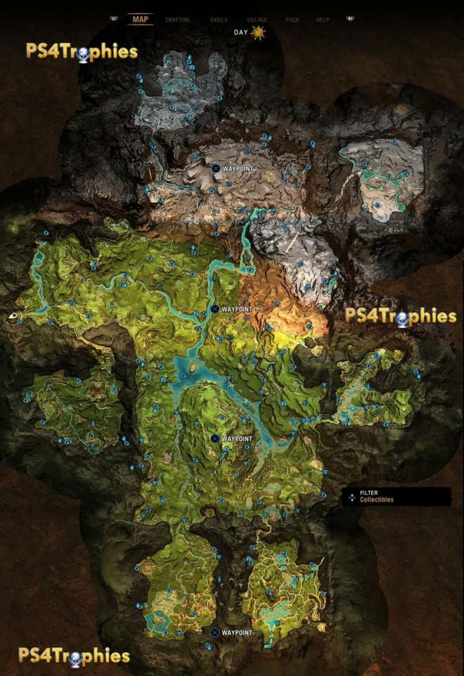 Far_Cry_Primal_Карта_Коллекционных_Предметов