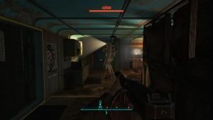 Fallout 4 Силовая броня Т-60 Тесла