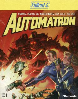 Fallout 4 дополнение Automatron
