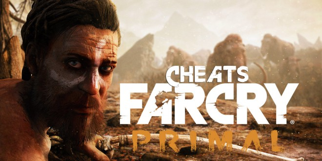Far-Cry-Primal-Cheats Скачать Читы