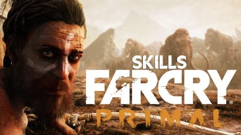 Far Cry Primal Умения Способности Навыки Прокачка