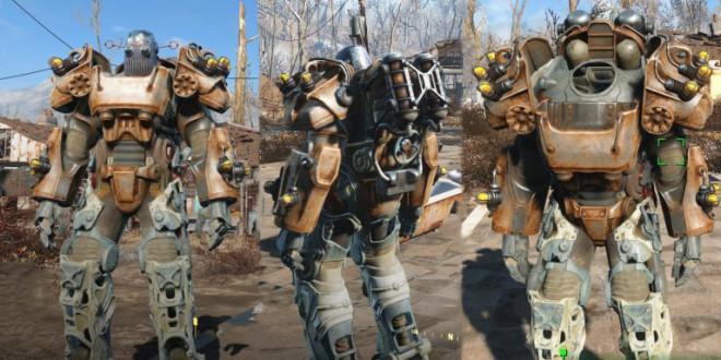 Fallout 4 Automatron где найти силовую броню тесла