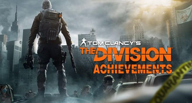 The Division Список Достижений