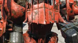 Вармонгер броня передняя часть.
