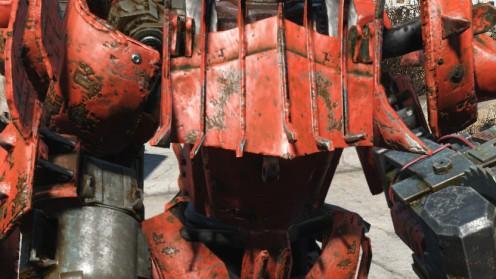 Передняя часть Вармонгер брони Automatron