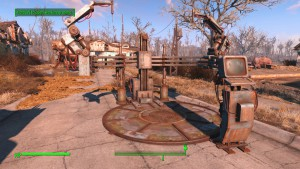 Станция по созданию роботов.