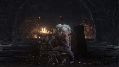 Кузнец Андре персонаж Dark Souls 3 информация