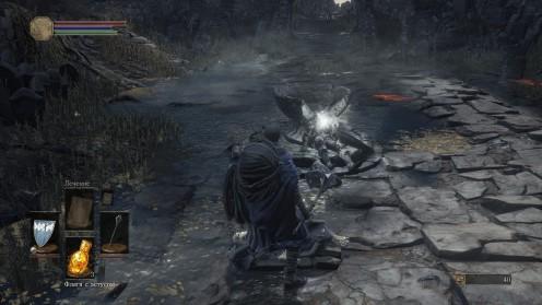 Dark Souls 3 Местонахождение Пепельной Фляги с Эстусом