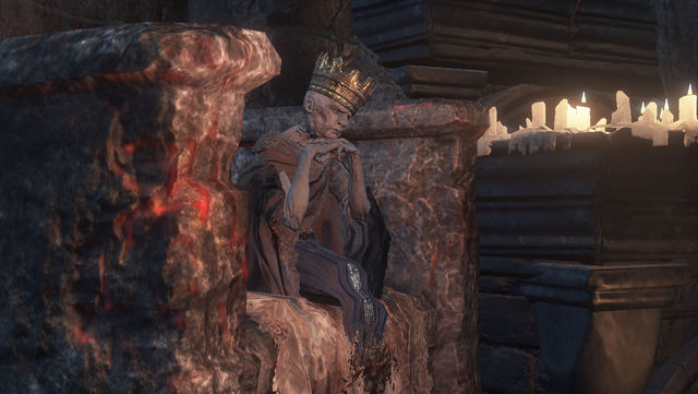 Dark Souls Лудлет Курляндский