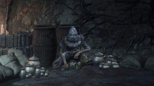 Серокрыс персонаж в Dark Souls 3 информация, секреты