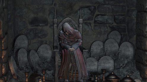 Торговец Служанка при Храме гайд Dark Souls 3
