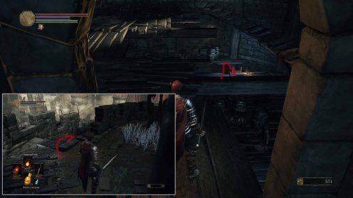 Где найти Серокрыса в Dark Souls 3