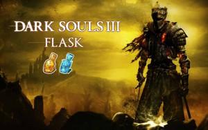 Эстус фляги в Dark Souls 3.