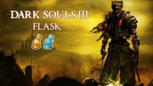 Dark souls 3 гайд по флягам с Эстусом