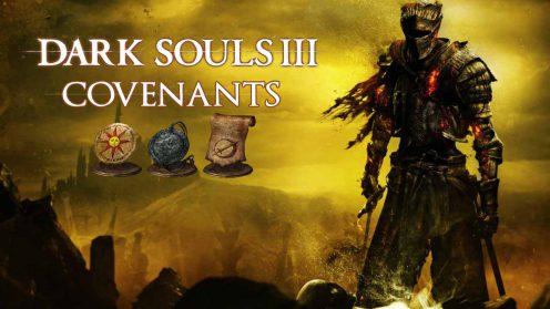 Dark souls 3 местонахождение ковенантов