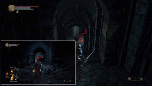 Dark Souls 3 Местонахождение Серокрыса персонаж