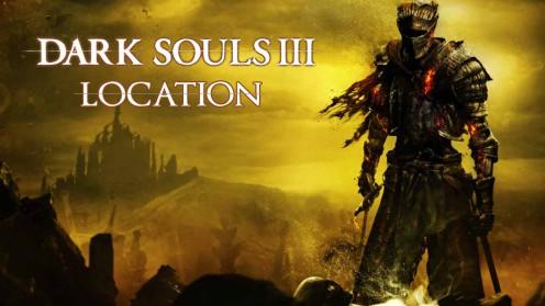 Локации в Dark Souls 3 Гайд местонахождение вещей