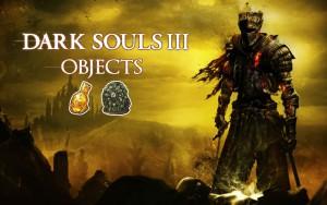 Предметы в Dark Souls 3.