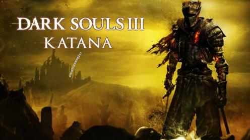 dark souls 3 местонахождение Катан оружие в игре