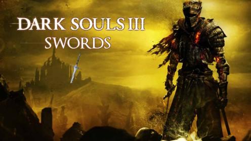 dark souls 3 местонахождение мечей оружие