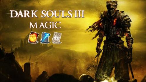 Dark souls 3 местонахождение магии гайд